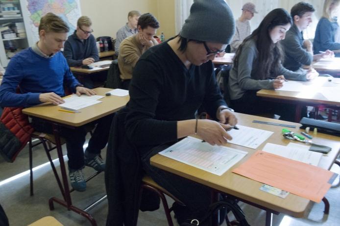 Nästan 70 000 skrev högskoleprovet